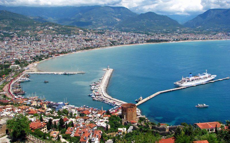 """قائمة بأجمل المناطق السياحية فى تركيا و""""مدينة ألانيا"""" تتربع على عرش السياحة التركية"""