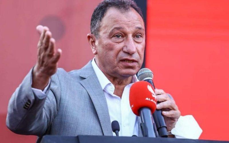 ما هو مرض محمود الخطيب رئيس النادي الأهلي