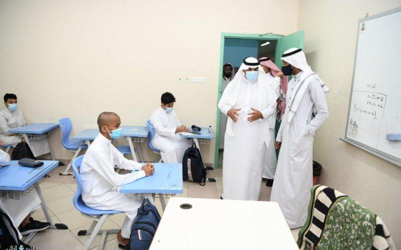مدارس مكة تلغي نظام حضور المجموعات والبدء بالحضور الكلي