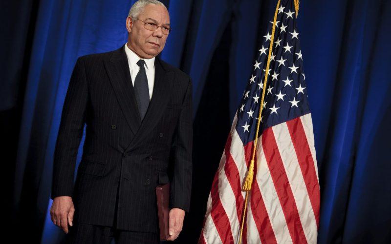 وفاة كولن باول وزير الخارجية الأمريكي السابق بفيروس كورونا
