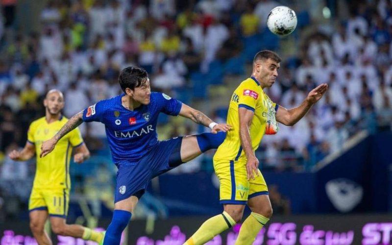 موعد عرض مباراة النصر والهلال في نصف نهائي دوري أبطال آسيا 2021